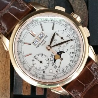 2015 Patek Philippe Perpetual Calendar Chronograph 5270R with Box