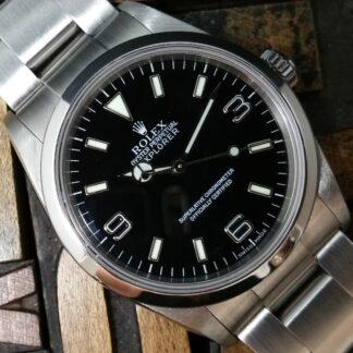 2002 Rolex Explorer 114270