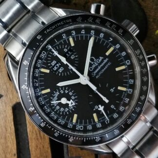 1999 Omega Speedmaster 3520.50.00 Triple Date Mark 40