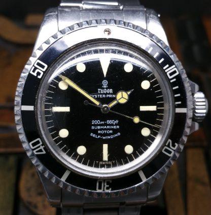 1966 Tudor Submariner 7928 Unpolished