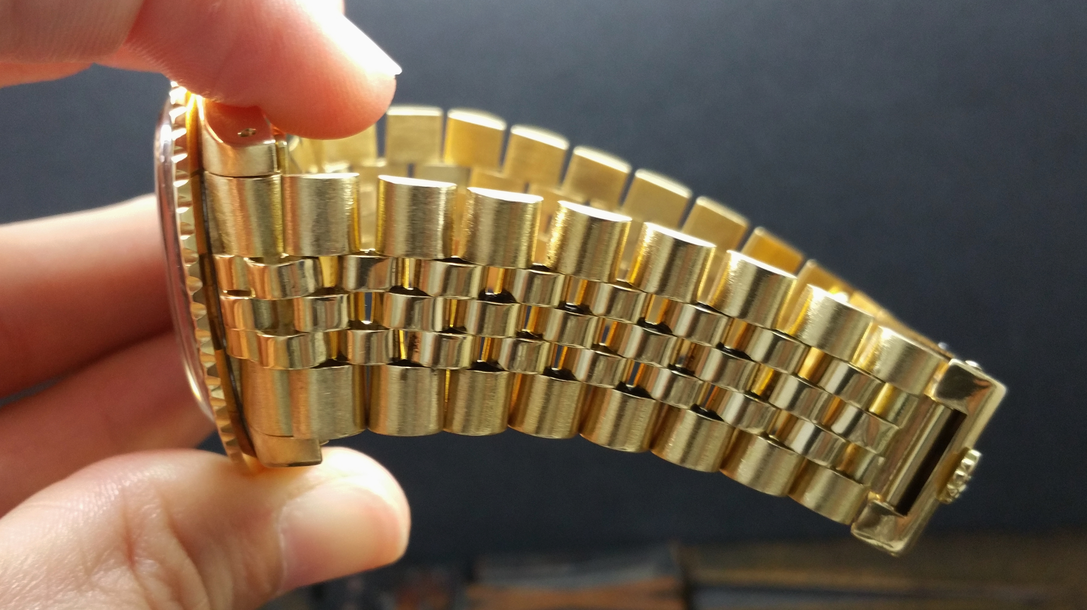1978 Rolex GMT Master 1675/8 Brown Nipple Dial B&P
