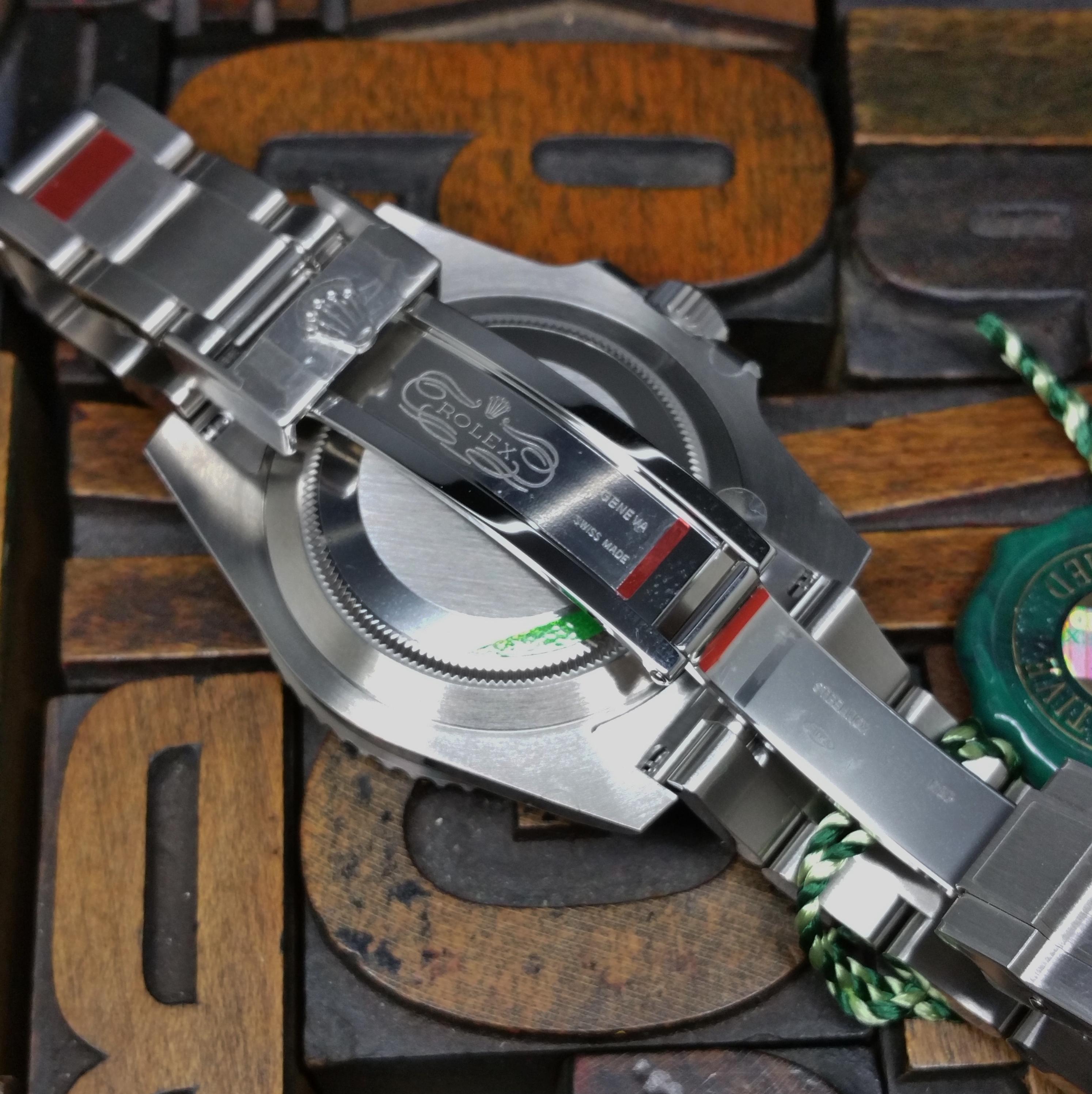 "2018 Rolex Submariner 116610LV ""Hulk"" NEW"