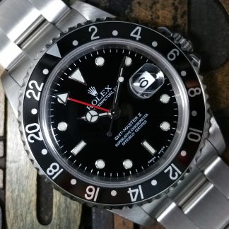 2006 Rolex GMT Master II 16710 with Box & Papers