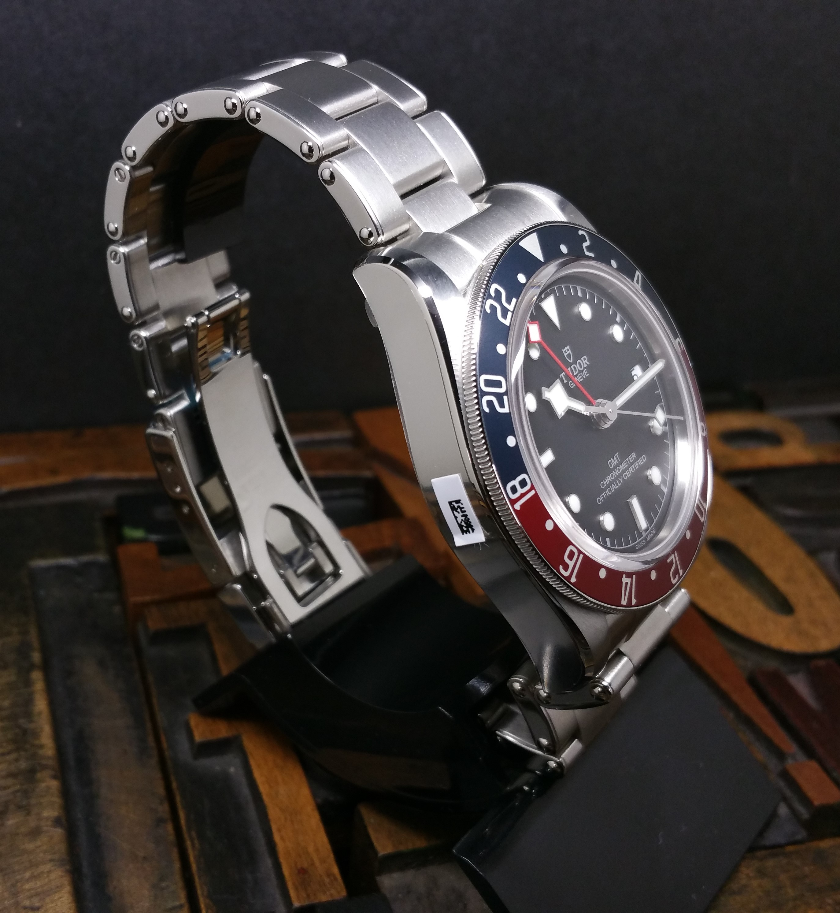 2018 Tudor Black Bay GMT 79830RB NEW