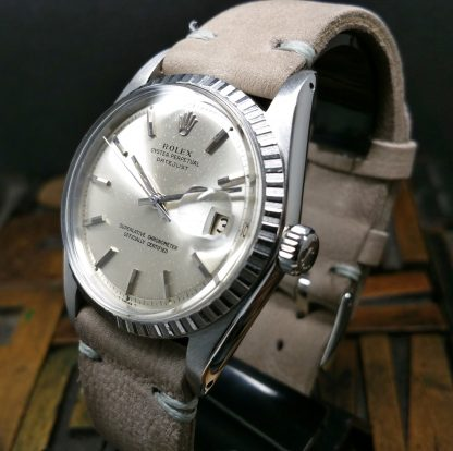 1967 Rolex Datejust 1603 Silver Dial