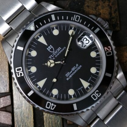 1995 Tudor Submariner 75090 with Papers