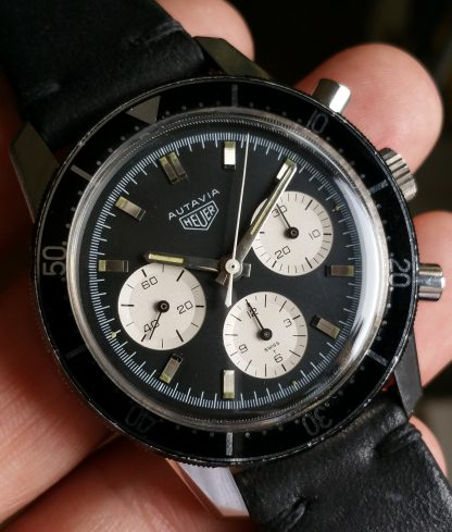 1969 Heuer Autavia 2446C Mint Condition